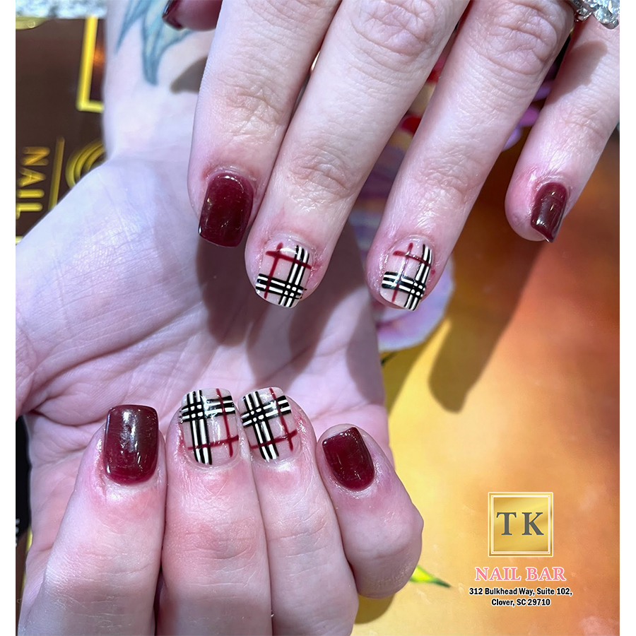 Nail design 29710